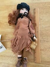 New Listing1986 Effanbee Les Miserables Cosette Doll