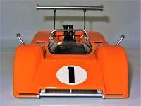 1 1967 McLaren Race Car Vintage F GT 24 Sport 18 Carousel Orange 12