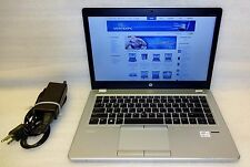 HP Folio 9470m Core i5 1.8GHz 4GB Ram 128GB SSD Windows 10 Pro ultrabook webcam