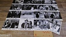 jess franco CARTES SUR TABLE ! e constantine jeu de 16 photos cinema 1966