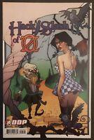 Hack Slash the series 14 2008 Devils Due Variant Comic Book 1st Jenny Frison Cvr