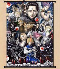 "Hot Japan Anime Hunter X Hunter Cosplay Home Decor Wall Scroll Poster 8""x12"" 012"