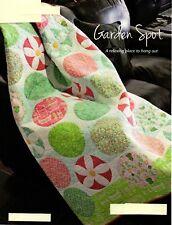Garden Spot Quilt Pattern Pieced/Applique AM