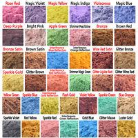 10g Cosmetic Grade Natural Mica Powder Pigment Soap Candle Colorant Dye 38 Color