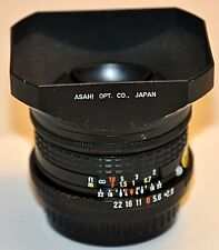 SMC PENTAX-M 2.8/28 mm ASAHI OPT.CO. JAPAN