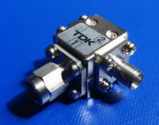 10GHz -14GHz TDK Isolator Circulator SMA-SMA 5Watt