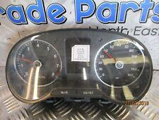 2014 VW POLO R-LINE 1.2TSI SPEEDOMETER CLOCK CLUSTER 6R0920960M #18915