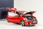 2009 Volkswagen VW Golf 6 VI GTi rot 1:18 Norev 188488 OVP