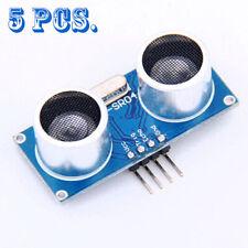 5Pcs. HC SR04 Ultraschall Sensor Ultrasonic Module Abstandsmessung für Arduino