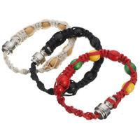 Bracelet Smoking Pipe Cuff Pipes Bohemian Boho Beads Secret Santa Hidden Stash