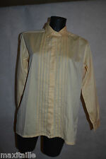 AUTHENTIQUE CHEMISE BURBERRYS LONDON  COTON   TAILLE XL /42 /DRESS SHIRT /CAMISA