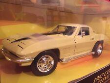 Ertl 1:18 1967 Chevrolet Corvette Sting Ray Coupe 427