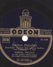 Marcel Palotti Odeon Orgel + Hawaii Guitarre : Beliebte Tonfilm und Tanzlieder