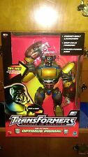 Transformers Beast Machines RID Optimus Primal Prime Air Attack New