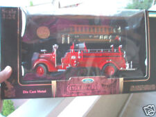 YATMING SIGNATURE SERIES 1938 FIRE ENGINE 24K GOLD PLAT