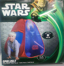 Star Wars Pop Up Playtent ** GREAT GIFT **