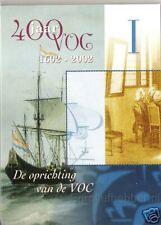 NEDERLAND    400  JAAR  VOC  1  1602  -  2002