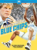 Blue Chips - Nick Nolte - Paramount (DVD, 2005) - OOP/Rare - Region 1