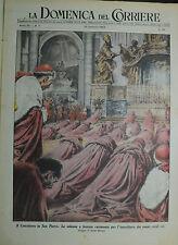 """"""" LA DOMENICA DEL CORRIERE N°04/ 25.GEN.1953 - ANNO 55 """""""