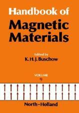 Handbook Of Magnetic Materials, Volume 9