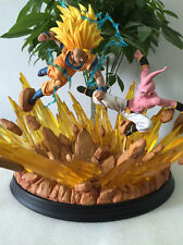 Dragon Ball Z 1/4 Scale Kakarotto VS Majin Buu Resin Figure Collectors Statue