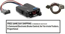 5535 Draw Tite Brake Control with Wiring Harness FOR 2010-2012 Dodge & RAM