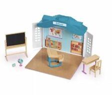 "My Life As Mini School Play Set 4 7"" American girl dolls barbie chelsea shopkins"