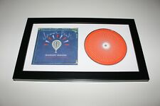 ISAAC BROCK MODEST MOUSE SIGNED FRAMED WE WERE DEAD BEFORE THE SHIP SANK CD COA