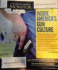 The Christian Science Monitor - March 12, 2012 - Inside America's Gun Culture