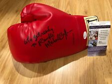 MICHAEL BUFFER Signed Auto Everlast Full Size Boxing Glove COA JSA
