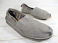 TOMS Slip On Boat Style Shoes Men's 12