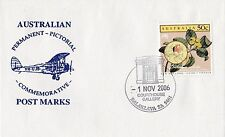Permanent Commerative Pictorial Postmark - Balaklava 1 Nov 2006 - 50c