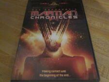 DVD RAY BRADBURY'S THE MARTIAN CHRONICLES ROCK HUDSON 2 DISCS