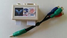 ES PHONECASEONLINE Dreamcast DC SD Carte Adaptateur avec VGA AV Audio sortie 3