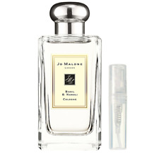 Jo Malone Basil & Neroli Cologne 2ml Sample in a Refillable Purse Spray