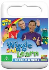 The Wiggles - Wiggle & Learn - The Pick Of TV : Series 6 (DVD, 2011)