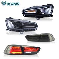 VLAND LED Headlights & Tail Lights For Mitsubishi Lancer EVO X 2008-2017