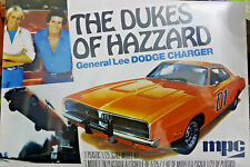 Generale LEE The Dukes of Hazard Dodge Charger - MPC Kit 1:25 706 - Nuovo