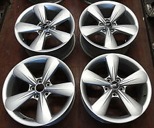 "2005-2018 FORD MUSTANG 18"" FACTORY ORIGINAL OEM ALUMINUM ALLOY WHEELS RIMS 3907"
