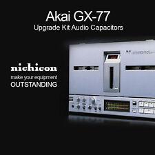 Akai GX-77 Upgrade Kit Audio Capacitors
