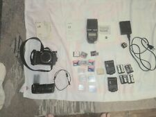 Sony Alpha a900 24.6MP Digital SLR Camera - plus extras