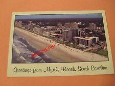 Greeting From Myrtle Beach, South Carolina, USA, Postcard