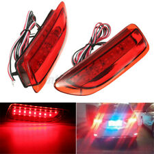 2x LED Rear Bumper Reflector Brake Running Light For Toyota Corolla/Lexus CT200h