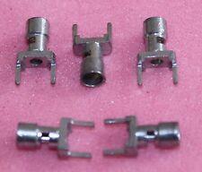 5x Koax-Kabel-Übergang  für PCB-Montage , RG174, RG188 , RG316