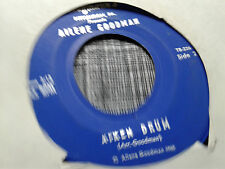 Ailene Goodman 45 Aiken Drum/I'll Tell You What I'm Thinking I'll Pittsburgh, PA