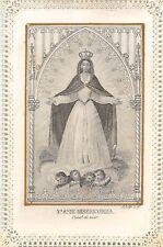 Canivet Notre mère de Miséricorde XIXe Siècle