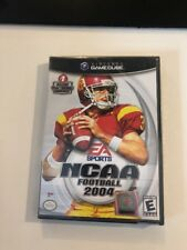 Gamecube Nintendo / NCAA Football 2004/version Us /New And Sealed