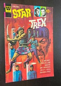 STAR TREK #26 (Gold Key 1974) -- Bronze Age WHITMAN VARIANT -- VG