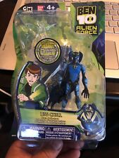 BEN 10 TENNYSON ALIEN FORCE COLLECTION #27450 BIG CHILL 2009 FIGURE RARE NEW