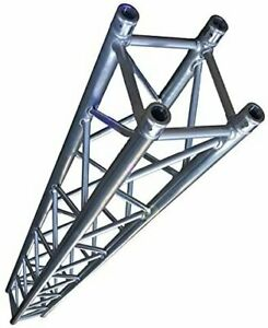 Deejay LED 9 Foot Square Aluminum Stage Truss Segment - TBHTRUSS902